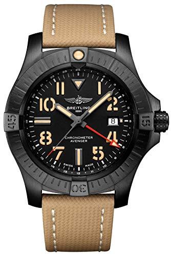 Breitling Avenger Automatic GMT 45 Reloj para hombre
