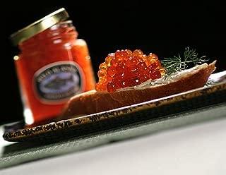 1.75 Ounce Jar Wild Salmon Caviar
