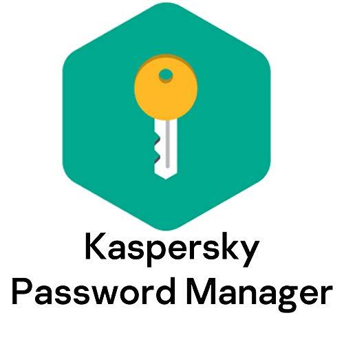 Kaspersky Password Manager | 1 Benutzerkonto | 1 Jahr | PC/Mac | Aktivierungscode per Email