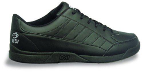 BSI Men's Basic #521 Bowling Shoes, Black, Size 10.0