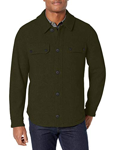 Military Wool Jackets Men's