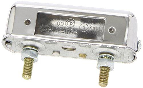 HELLA 2KA 997 011-011 Kennzeichenleuchte - C5W - Anbau/Schraubanschluss - Einbauort: links/rechts