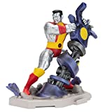 """Zoteki X-Men Colossus - 4"""" Collectible Figure - Collect All Series 1: Fan Favorite Mutant Characters Wolverine, Cyclops, Magneto, Jean Grey, Beast, Colossus, Mystery Chase Variant"""