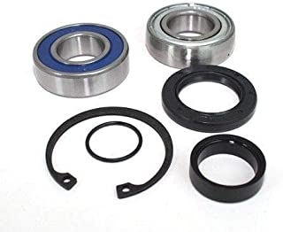 BossBearing Chain Case Bearing and Seal Kit Drive Shaft for Polaris Dragon 800 SP 2009
