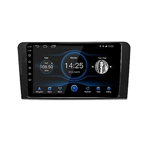LEXXSON Android 10.1 Radio de Coche para Mercedes ML GL W164