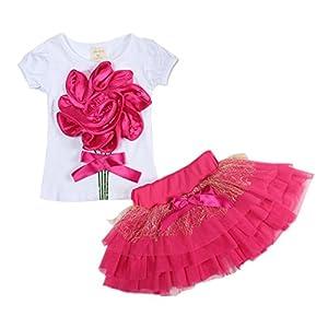 LittleSpring Little Girls' Clothing ...