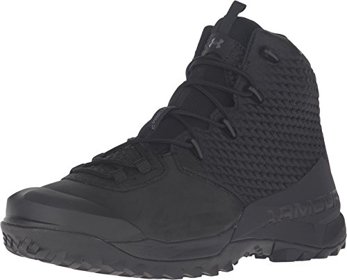 Under Armour Men's Infil Hike Gore-TEX Shoe, Black (002)/Black, 10.5