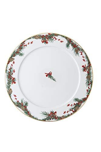 Rosenthal - Aida - Yule - Platzteller/Tortenplatte - Porzellan - Ø 33 cm