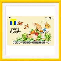 ピーターラビット Tカード 未登録 Tポイントカード