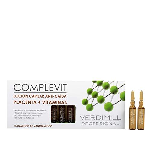 Ampollas Anticaída Tratamiento de Mantenimiento (12 ampollas de 10ml)