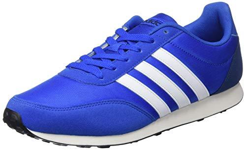 Adidas V Racer 2.0, Zapatillas para Hombre, Azul (Blue Bc0107), 44 EU