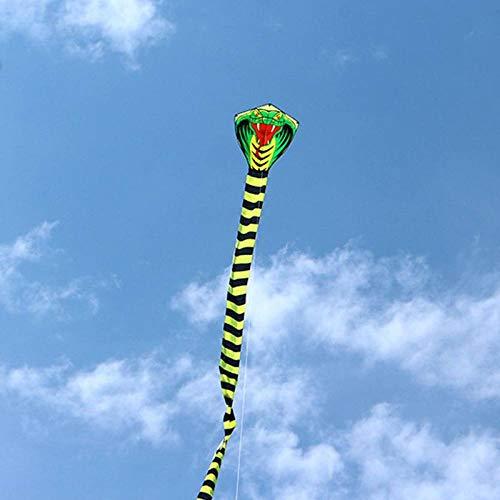 FANZIFAN Cometa,Cometas de Dibujos Animados Flying Sports Beach Kitesurf Regalo para niños...