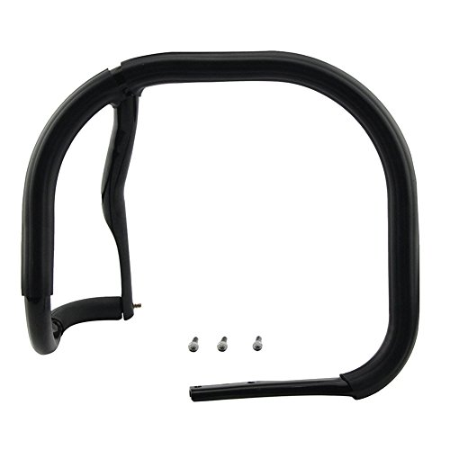 Farmertec Wrap Handle Bar Handlebar WT Elbow Connector and Screws Compatible with Stihl MS660 MS650 MS640 066 065 064 Chainsaw 1122 790 3611 1122 791 5501