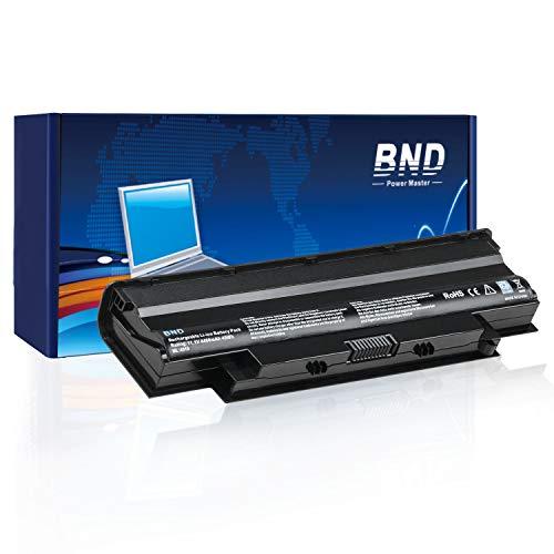 BND Laptop Akku für Dell J1KND, Inspiron N5010 N5010D N5030 N5040 N5110 N7010 N4110 N4010 N4110 M5030 M5010 M5110 3520, Vostro 3450 3550 3750-12 Monate Garantie [Li-Ion 6-Zellen]