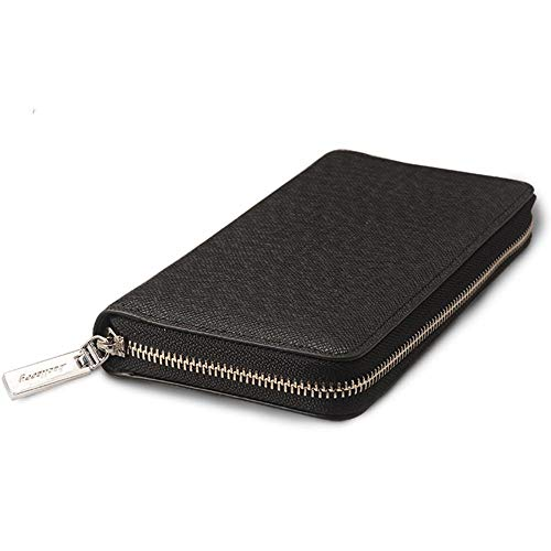 Pu Lederen Handige Id Pocket Bank Credit Card Case Dunne Card Portemonnee Mannen Kaarten Pack Bus Card Houder, B