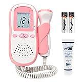 Baby Heartbeat Monitor Fetal Doppler 60g Transmission Gel Clear