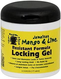 BigWorld Mango Lime Rastas Locking Gel Resistant Formula 177 ml