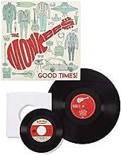 The Monkees - GOOD TIMES Exclusive Bonus 7 Single 2X Vnyl