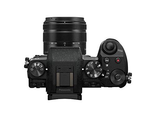 Panasonic DMC-G7KEG-K Systemkamera Schwarz