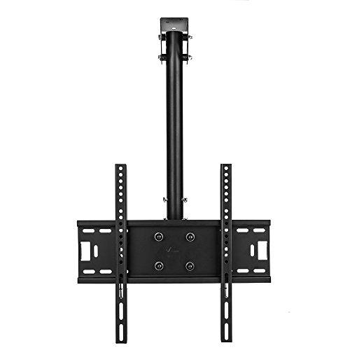 Vemount TV Deckenhalterung Schwenkbar Neigbar Fernseher Halterung 26-55 Zoll Monitorhalterungen Fernsehhalterung LED LCD Halter Flachbildschirm VESA 400x400 Belastung bis zu 40 kg max