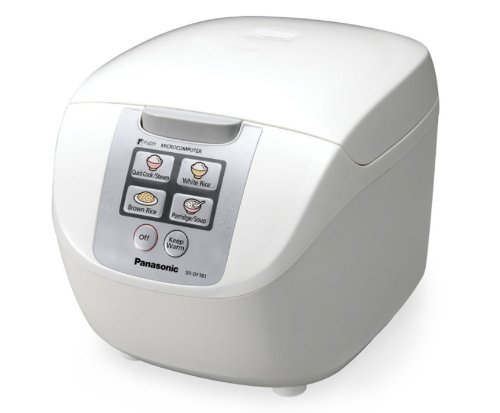 Panasonic SR-DF181 1.8-Litre 750-Watt Rice Cooker