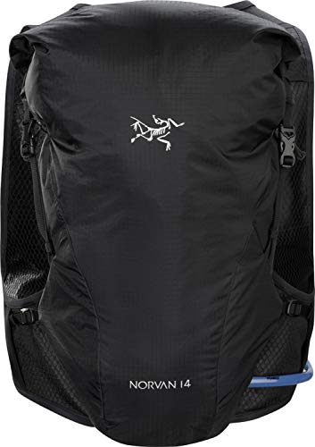 Arc'teryx Norvan 14 Hydration Vest (Black, Small)