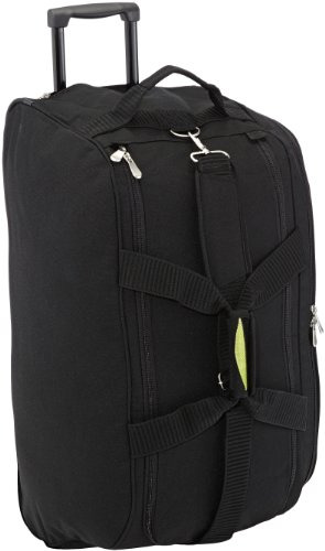 Reisetasche mit Trolleyfunktion von AspenSport mit 65 Liter Fassungsvermögen