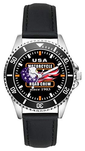 KIESENBERG Reloj Regalos para Moto L-2320