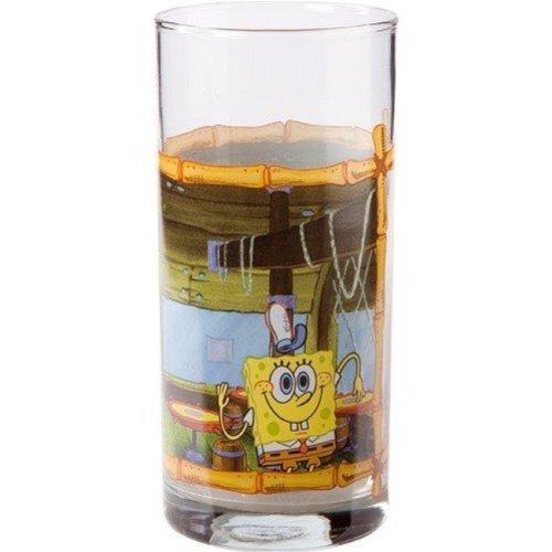 United Labels AG 0198543 - Saftglas / Sponge Bob