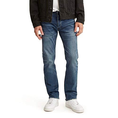 Levi's 501 Original Fit Jean Jeans, Monociclo, 29W x 30L Uomo