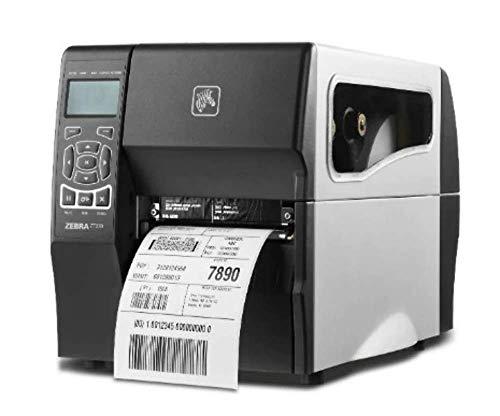 Zebra ZT230 - Impresora de Etiquetas (Direct Thermal, 203 x 203 dpi, 152 mm/Sec, 10.4 cm, LCD, Ethernet,Parallel)