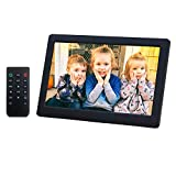 Best Digital Photo Frames - Digital Picture Frame 8 Inch Electronic Photo Frame Review