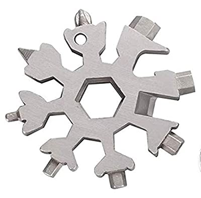 Snowflake Multi-Tool,19 in 1 Multi Tool