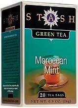 Stash Moroccan Mint Green Tea 20 Ct (Pack of 3)