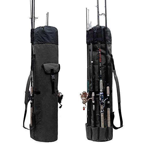 Top 10 best selling list for fishing rod bag walmart