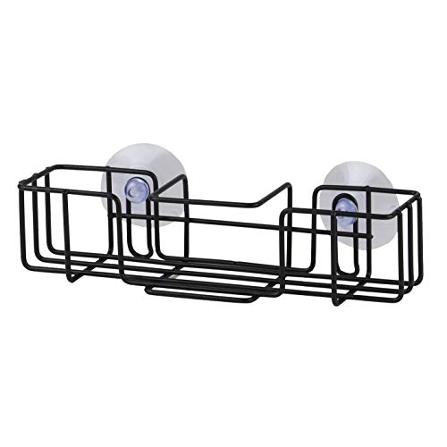 【BLKP】パール金属スポンジ置きスポンジラックスリムポケットキッチン収納限定ブラックBLKP黒AZ-5103