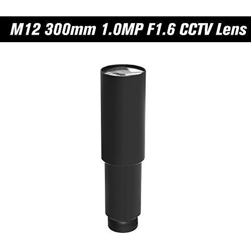 OWSOO HD 1.0 Megapixel 300mm CCTV MTV Board Lens 1/3