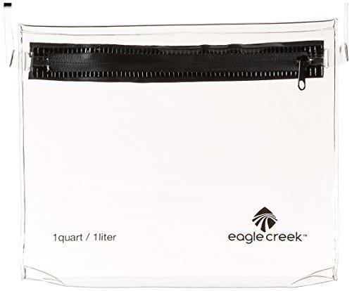 Eagle Creek TPU-toilettas 3-1-1 Travel waterafstotende tas Organizer voor handbagage, helder