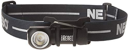 NEBO 6691 - REBEL - 600 Lumen Head Lamp + Task Light - Fully...