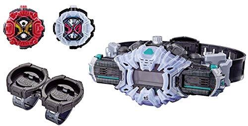 Bandai Kamen Rider Zi-O DX Ziku Driver &Gates Ride Watch & DX Ride Watch Holder Set of 3 Transformation Belt Set