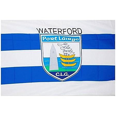 OFFICIAL IRELAND GAA crest COUNTY FLAG LIMERICK 152cm x91cm very limited stock