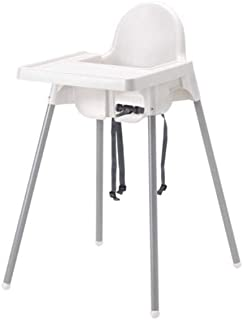 Elevated Chair with Eating Tray