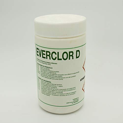 cloro efervescente para minipiscinas y spa–everclor D