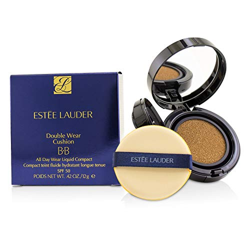 Estée Lauder Double Wear Cushion Compact BB SPF 50 BB Cream 3 Outdoor Beige, 12 g