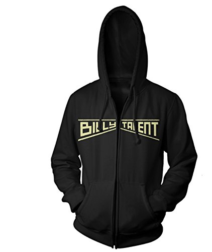 Plastic Head Herren Billy Talent Louder Than The Dj Hswz Sweatshirt, Schwarz (Black), XL