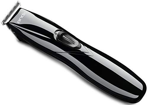 Andis 32475 Slimline Pro Lithium Ion T-blade Trimmer, Black