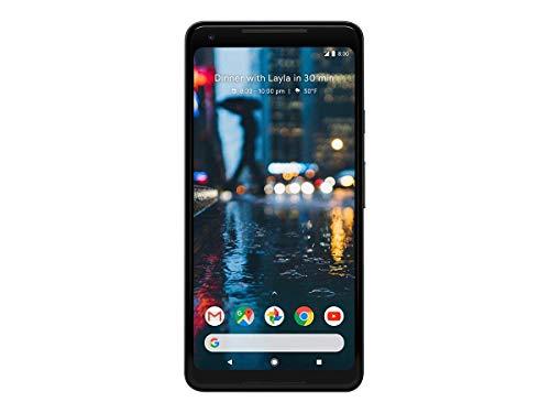 Google Pixel 2 XL Single SIM 4G 64GB Black, White - smartphones (15.2 cm (6), 64 GB, 12.2 MP, Android, 8, Black, White)