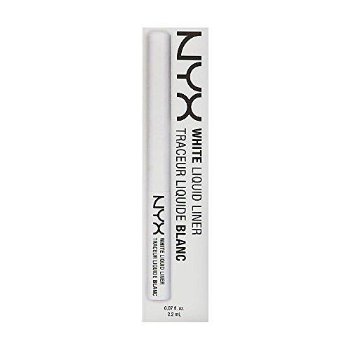 Nyx - Eyeliner white liquid liner