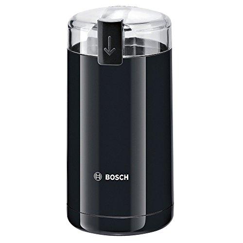 Bosch MKM6003, Macina caffè elettrico, Nero