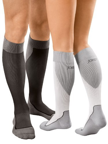 BSN Medical Jobst 7528913 Sport Sock 15-20 It is very popular mmHg In stock High Knee Clo